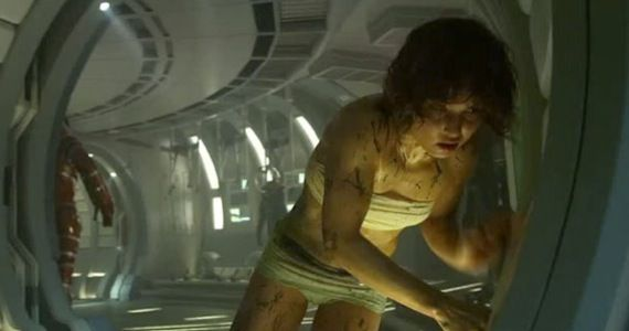 prometheus rating noomi rapace Prometheus Clip: On Approach to Doom