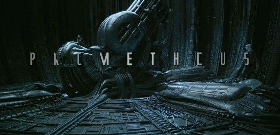 prometheus trailer space jockey 570x276 Prometheus International Trailer: Same Footage, Fewer Words