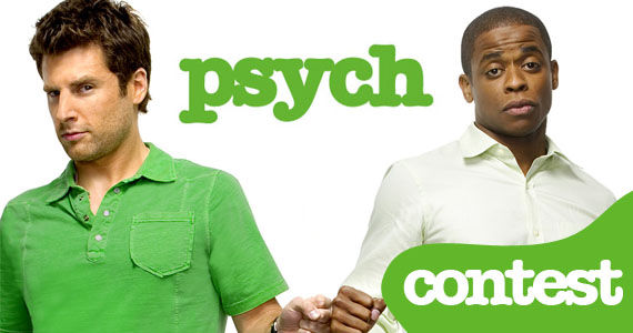 psych season 6 premiere contest Host Your Own Psych Season 6 Premiere Party   Winner!
