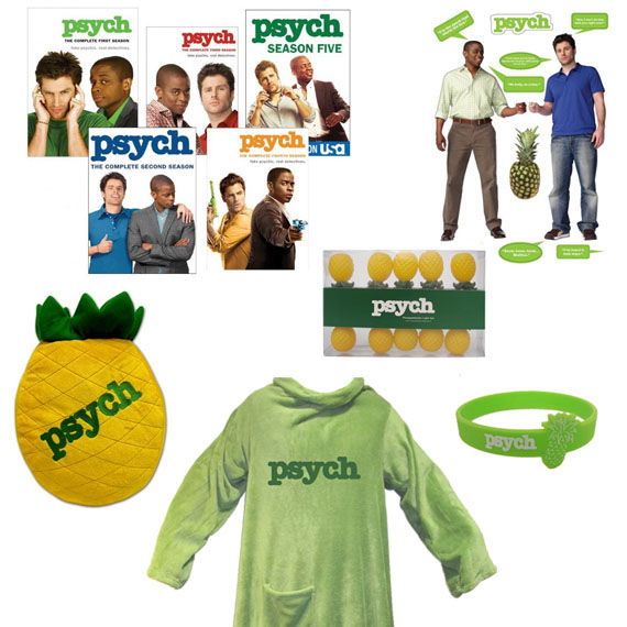 psych season 6 premiere party Host Your Own Psych Season 6 Premiere Party   Winner!