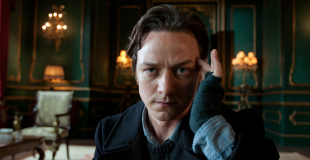 px James McAvoy Talks X Men: Days of Future Past; Confirms Hes Contracted For Apocalypse