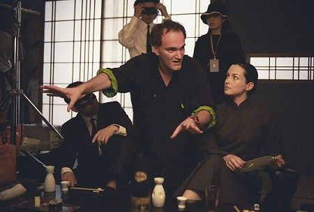 quentin tarantino on kill bill set Kill Bill 3 NOT Tarantinos Next Movie & Title Will Change