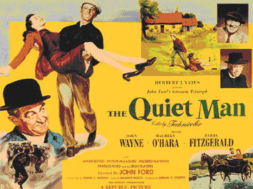quietman Screen Rants St Patricks Day Movie Special