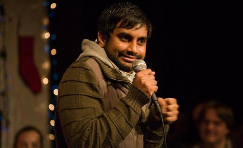 raaaaaaaandy Aziz Ansari To Host 2010 MTV Movie Awards?