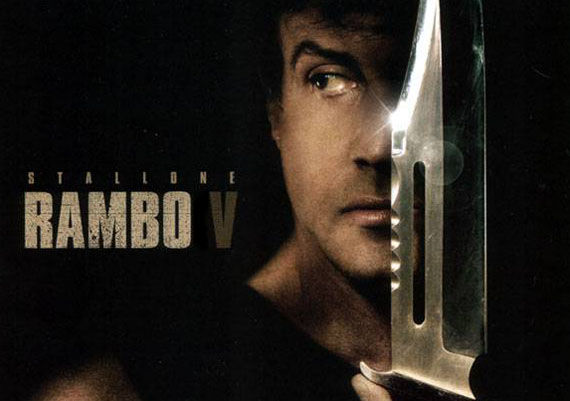 rambo 5 sylvester stallone Stallone Clears Up Rambo 5 Confusion [Updated]