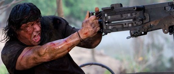 rambo Rambo 5 Without Stallone?