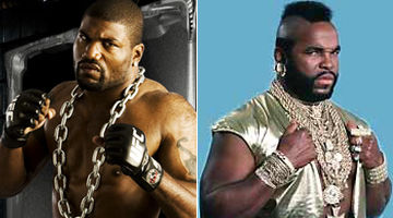 rampage babaracus The A Team Picks Its B.A. Baracus   But Still No Murdock