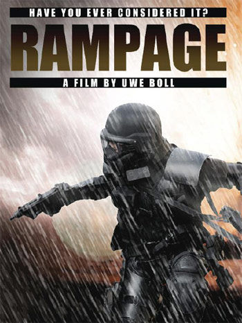 rampage header Is Rampage Uwe Bolls First Good Movie?
