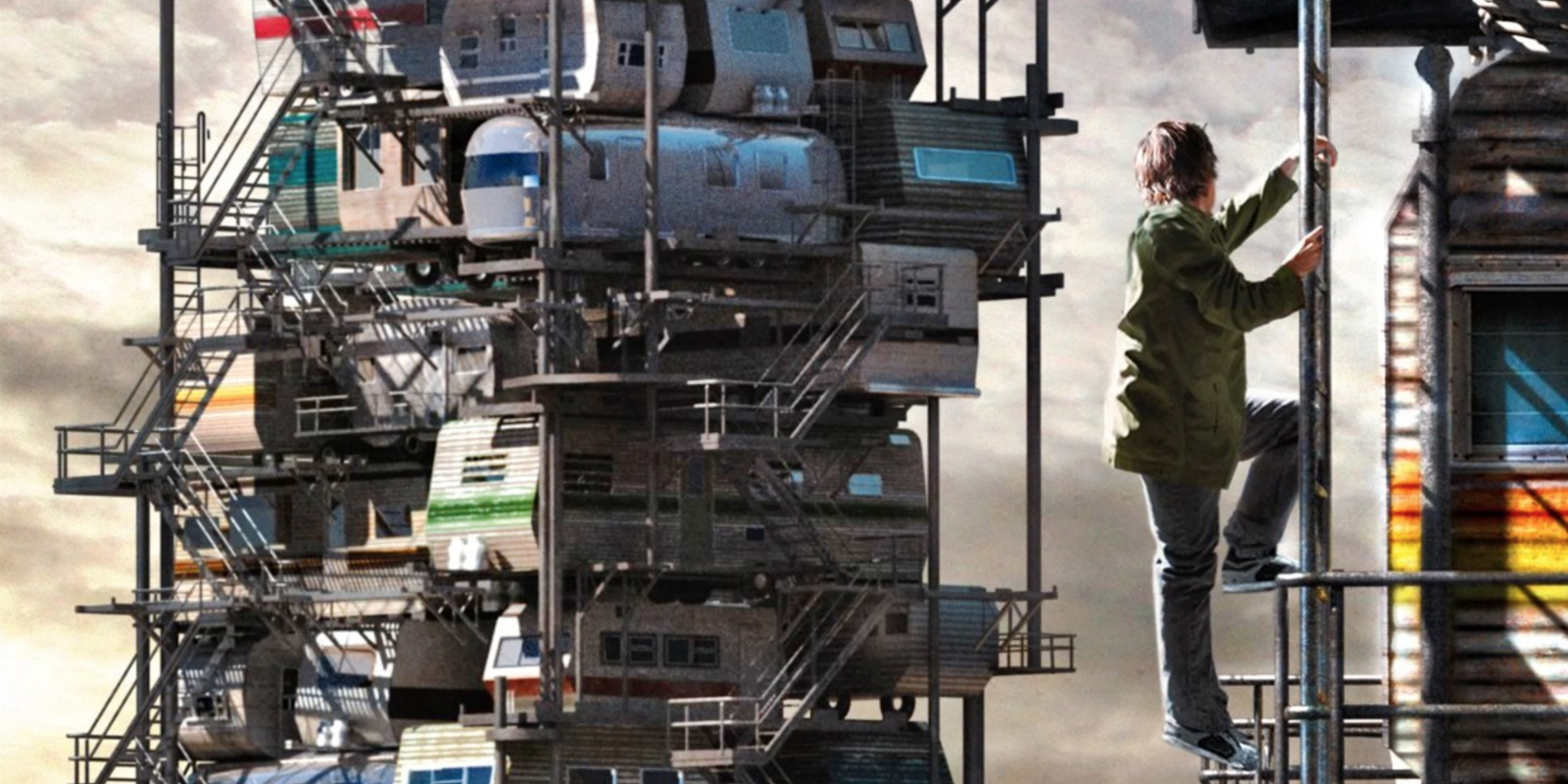 Steven Spielberg filming Ready Player One