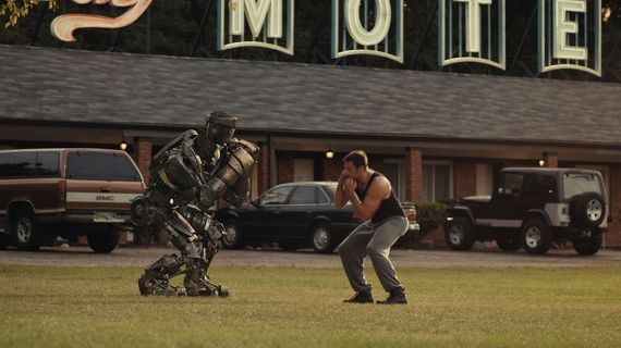 real steel theatrical trailer Shawn Levy Set To Direct The Frankenstein Retelling