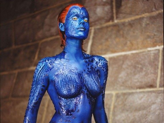 rebecca romijn 570x427 Halle Berry Returning for X Men: Days of Future Past [RE UPDATED]