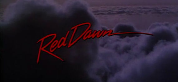 red dawn header Chinese Propaganda On the Set of Red Dawn