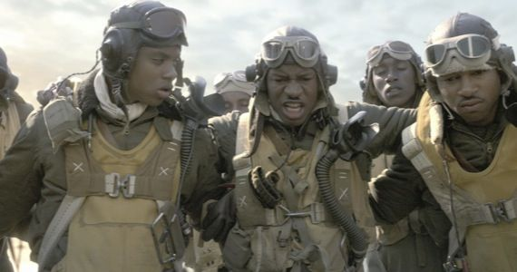 red tails trailer Red Tails Trailer #4 Boasts Dazzling Action & Rousing Speeches