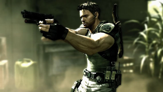 resident evil 4 5 afterlife chris redfield wentworth miller Resident Evil 4 Adds Wentworth Miller & Begins Production