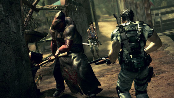 resident evil 5 executioner boss chris redfield Resident Evil 4 Confirmed? Here's What They Should Do Instead…