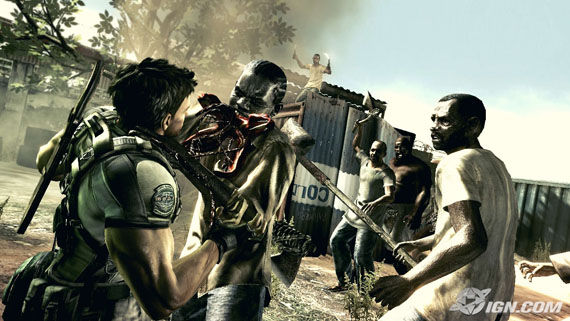 resident evil 5 movie Resident Evil 4 Confirmed? Here's What They Should Do Instead…