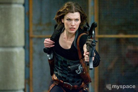 resident evil afterlife alice First Resident Evil: Afterlife Images Emerge!