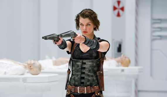 resident evil afterlife trailer Resident Evil: Afterlife Trailer