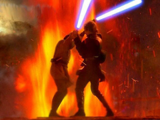revenge of the sith Star Wars Episode VII Will NOT Be Filmed Digitally