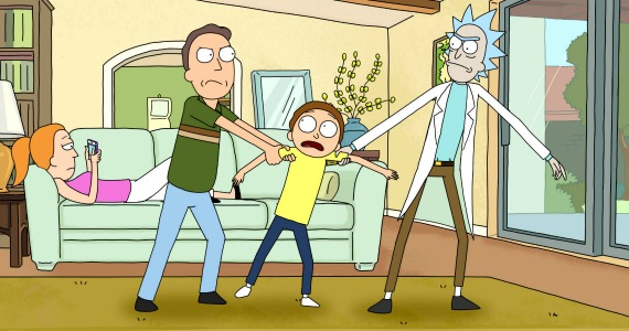 rick and morty renewed home Rick and Morty Renewed for Season 2