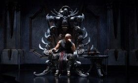 riddick 2 280x170 New Riddick Image Features a Brooding Vin Diesel on a Throne