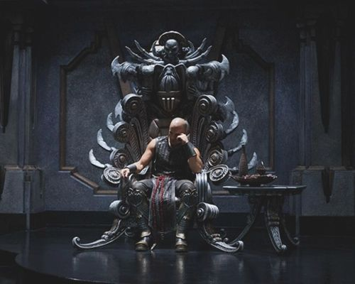 Riddick (2013) on Throne