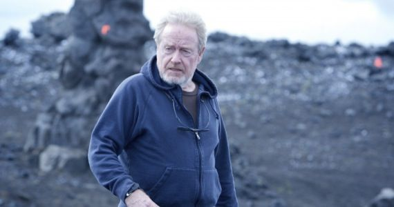 ridley scott prometheus blade runner sequels Ridley Scotts Forever War Adaptation Lands All You Need Is Kill Writer