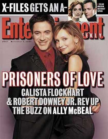 robert downey ally mcbeal Iconic Moment In Cinema: Downey & Rourke in Iron Man 2