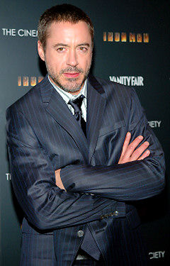 robertdowneyjr Robert Downey Jr. To Star In Cowboys & Aliens