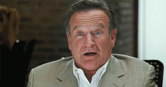 robin williams featured Robin Williams Returning to TV in David E. Kelley Workplace Comedy?
