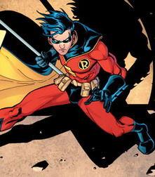 Les Equipes: TEEN TITANS Robin_dc_comics_02