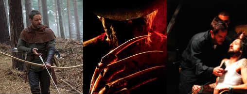 robinhood nightmareonelmstreet theexperiment Movie Media Roundup: Robin Hood, Nightmare, The Experiment