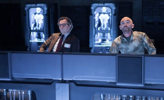 robocop gary oldman jackie earle haley1 570x350 RoboCop Viral Clip and Hi Res Images Present the RC 2000