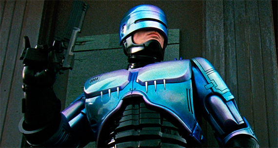 robocop reboot writer RoboCop Set Photos Reveal New Armor