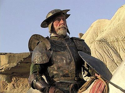 rochefort as quixote Robert Duvall To Play Gilliams Don Quixote?