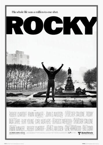 rockyposter For July 4th: Three Movies That Represent The American Spirit