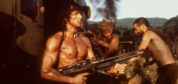 rsz rambo Stallone Intrigued by Rambo Prequel