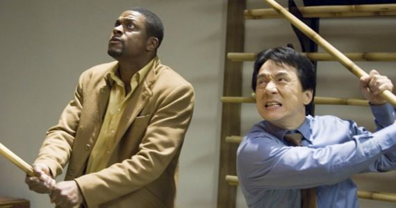 rush hour 4 developing Jackie Chan is Onboard for Expendables 3; Updates Rush Hour 4