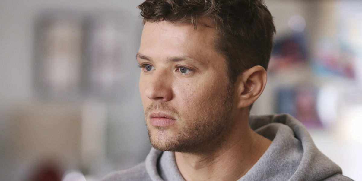 'Shooter' TV Serie... Ryan Phillippe Shooter