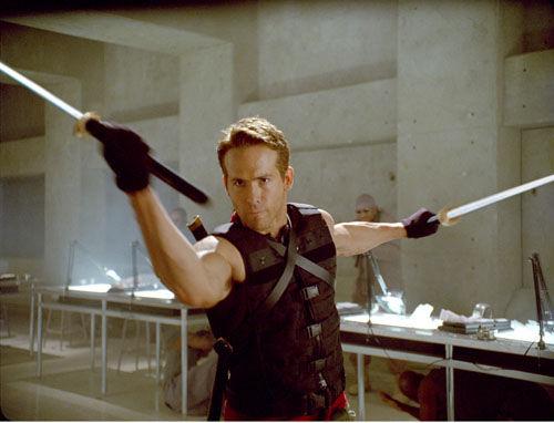 Ryan Reynolds as Wade Wilson and Deadpool