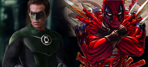 ryan reynolds green lantern and deadpool Ryan Reynolds Talks Unique & Risky Nature of Deadpool Movie