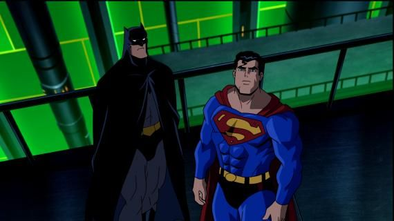 s b27 Superman/Batman: Public Enemies Review