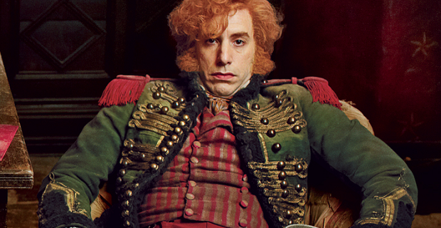 sacha baron cohen Sacha Baron Cohen in Talks to Play Alice in Wonderland 2 Villain
