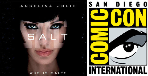 salt angelina jolie comic con 2010 Comic Con 2010: Sonys Salt & Battle: Los Angeles
