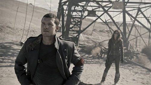 sam worthington terminator salvation Terminator Salvation Review