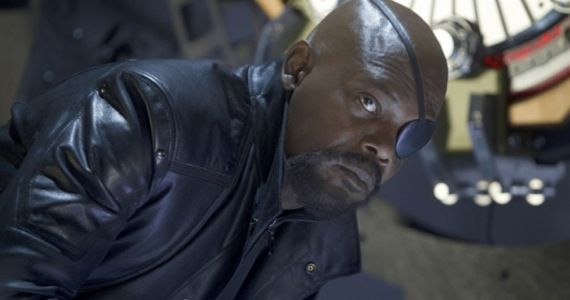 samuel l jackson nick fury shield avengers The Avengers: Age of Ultron Probably Wont Include Agent Coulson