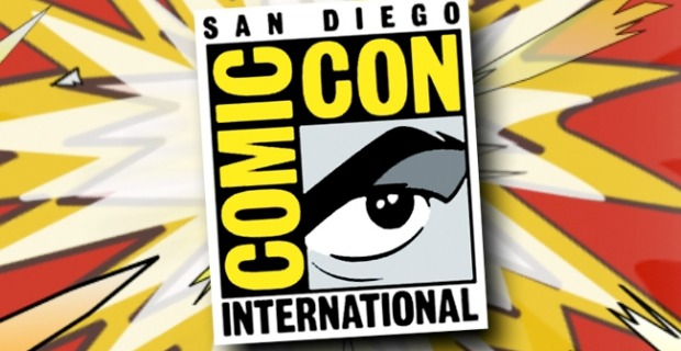 san diego comic con logo San Diego Comic Con Only Selling Single Day Passes for 2014