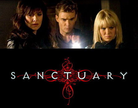 Sanctuary on The Sci-Fi Channel
