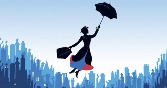saving mr banks mary poppins Disneys Mary Poppins Film Saving Mr. Banks Begins Production