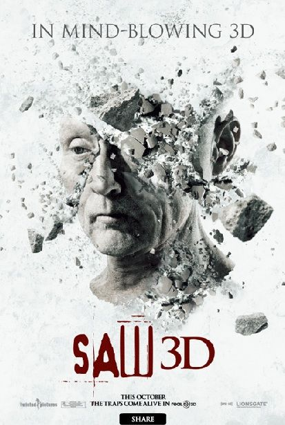 saw 3d Movie Poster Roundup: Fockers, Sucker Punch, Saw 3D, & Resident Evil